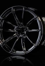 MST GTR Drift Car Wheel by MST Silver Black 7mm