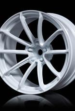 MST GTR Drift Car Wheel by MST White 9mm