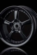 MST Kairos Wheel by MST Black 3mm