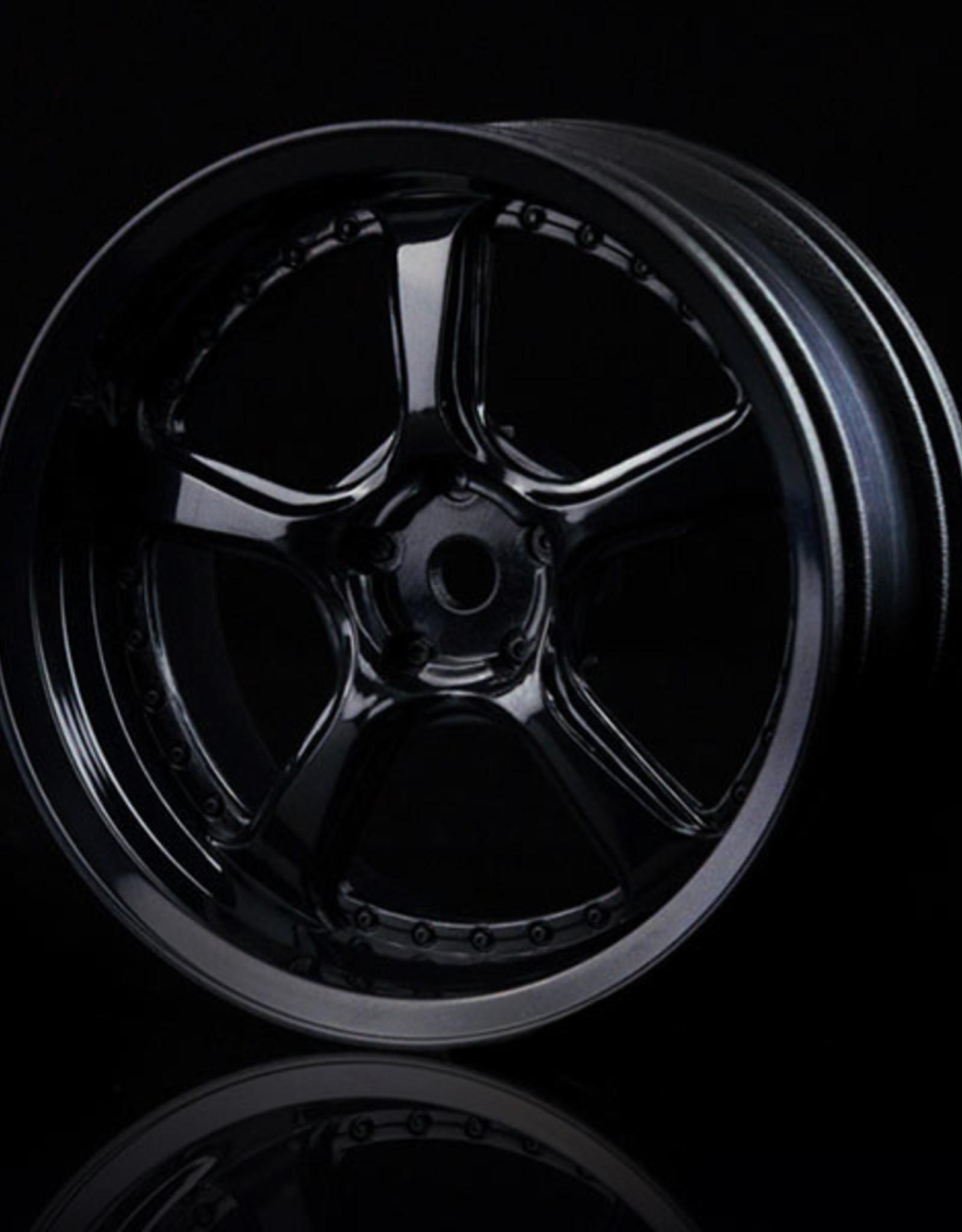 MST Kairos Wheel by MST Black 5mm