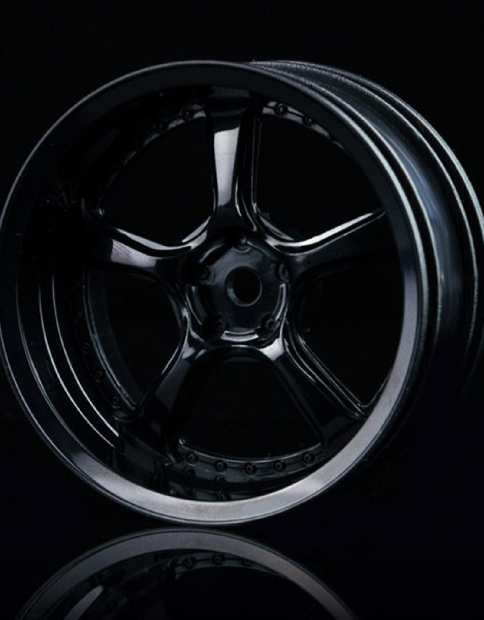 MST Kairos Wheel by MST Black 8mm