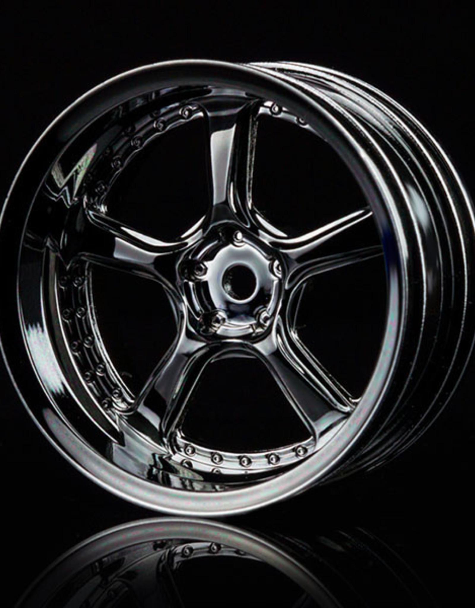 MST Kairos Wheel by MST Silver 8mm
