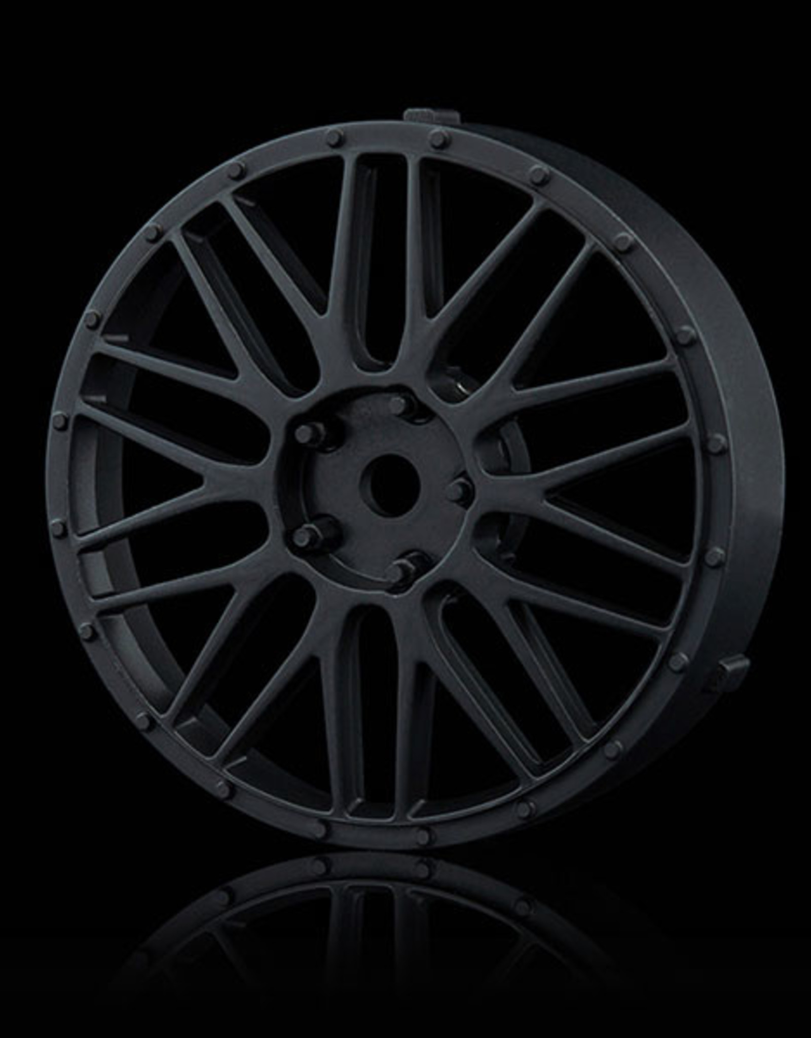 MST LM Changeable Wheel Face (2pcs.) by MST Flat Black