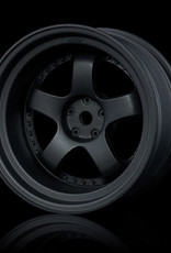 MST MST SP1 Wheel Set (Flat Black)