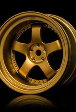 MST MST SP1 Wheel Set (Gold) (4) (+