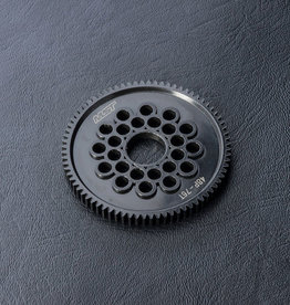 MST MXPSD148076BK MST 48P Spur gear 76T (black) by MST