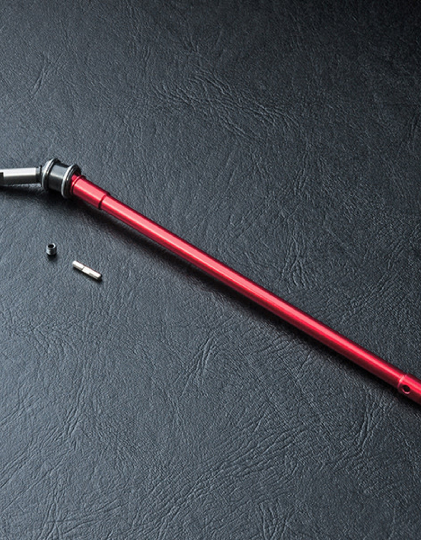 MST MXPSD210335R FXX Alum. rear drive shaft set (red) by MST
