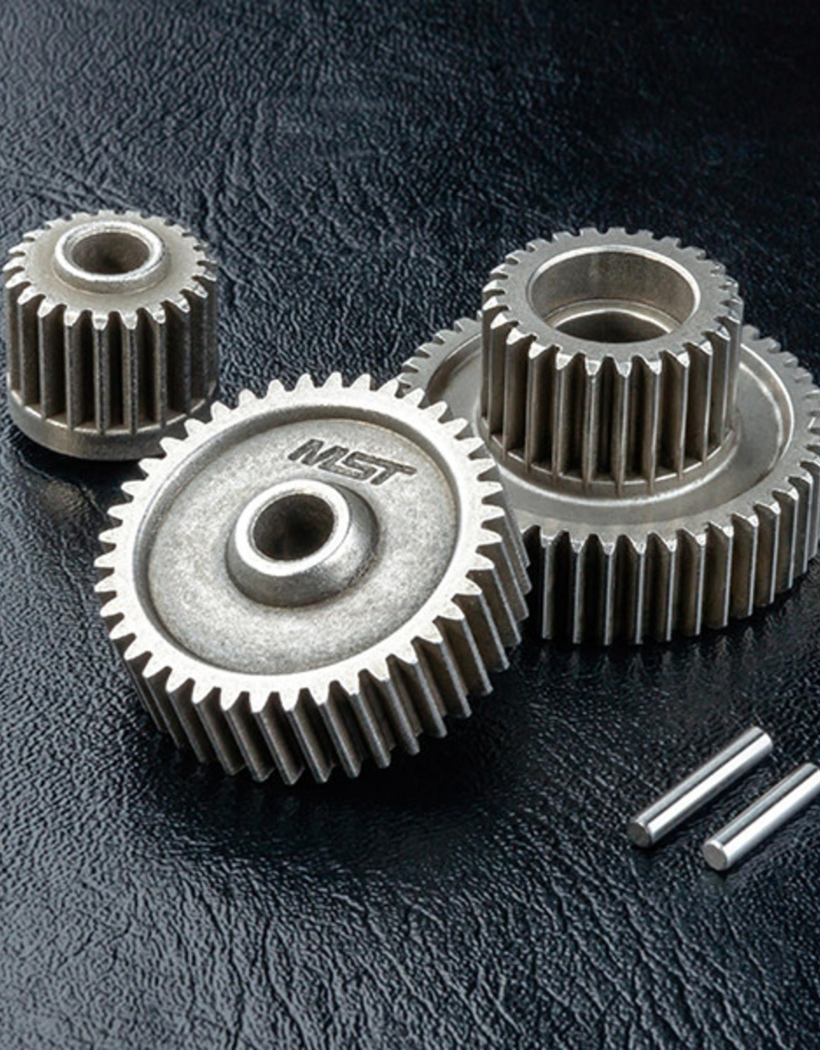 MST MXPSD210564 CMX Metal center gear set by MST