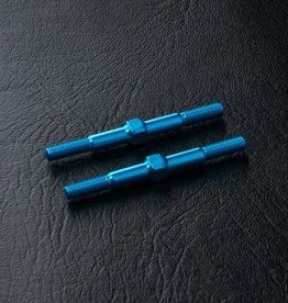 MST MXPSD810012B Alum. reinforced turnbuckle 3X36 (blue) (2) by MST