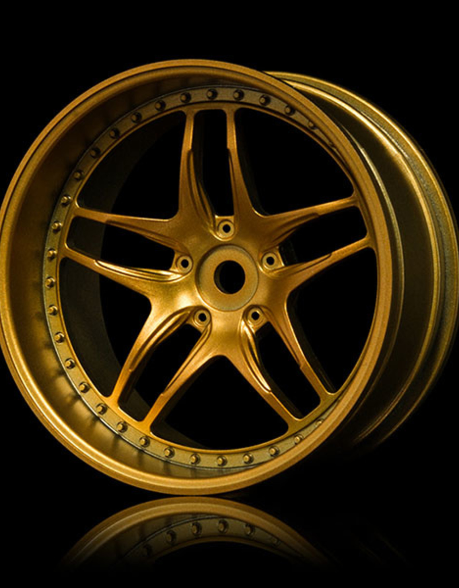 MST MXSPD102061GD Gold FB wheel (+8