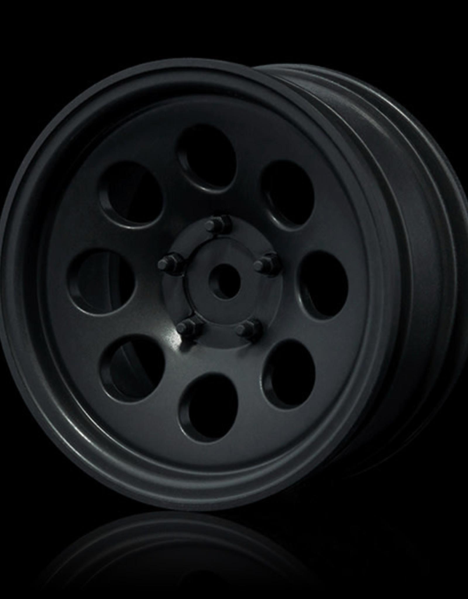 MST MXSPD102096BKF Black flat 58H wheel (+5) (4) - MST 102096BKF
