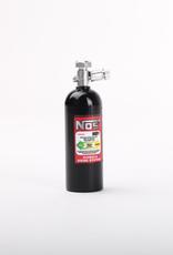 NZO NO31BL1 NOS Bottle 25g (Black)  NZO