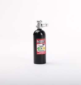 NZO NO31BL1 NOS Bottle 25g (Black)  NZO
