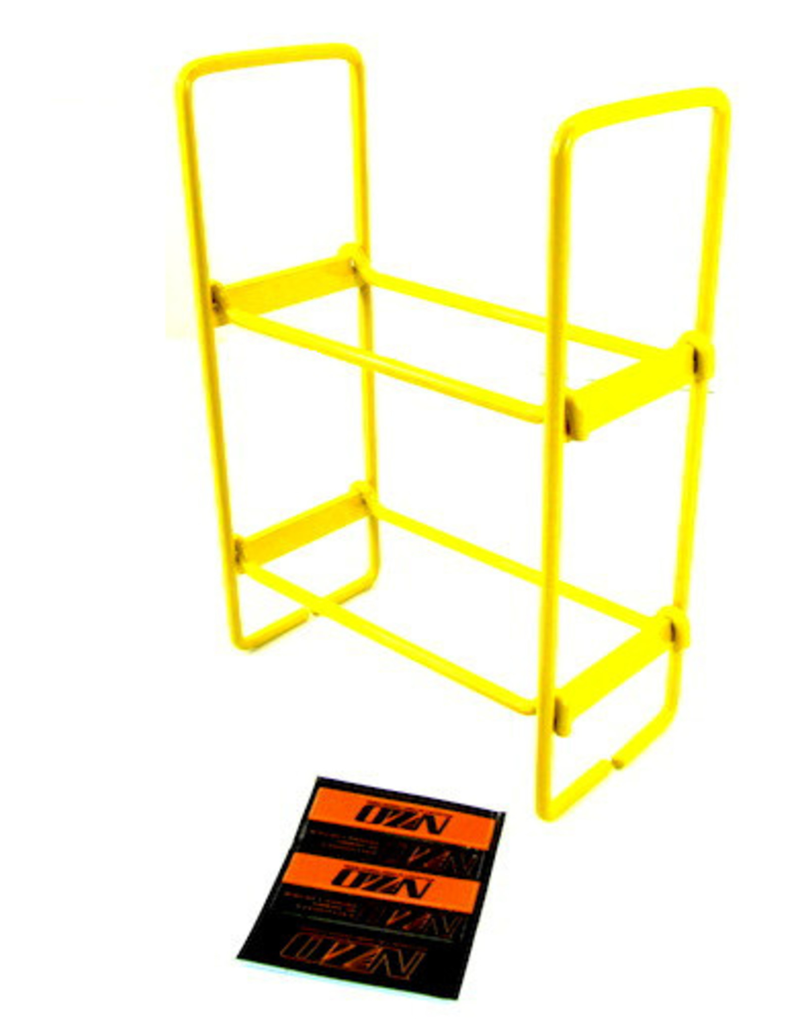 NZO TSD-TR-Y Tire Rack (Yellow) - NZO