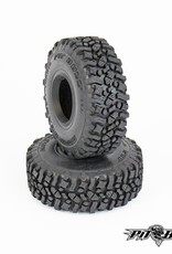 Pitbull PB9013AK - PITBULL ROCK BEAST 1.55 SCALE RC TIRES (ALIEN KOMPOUND) W/FOAM ...