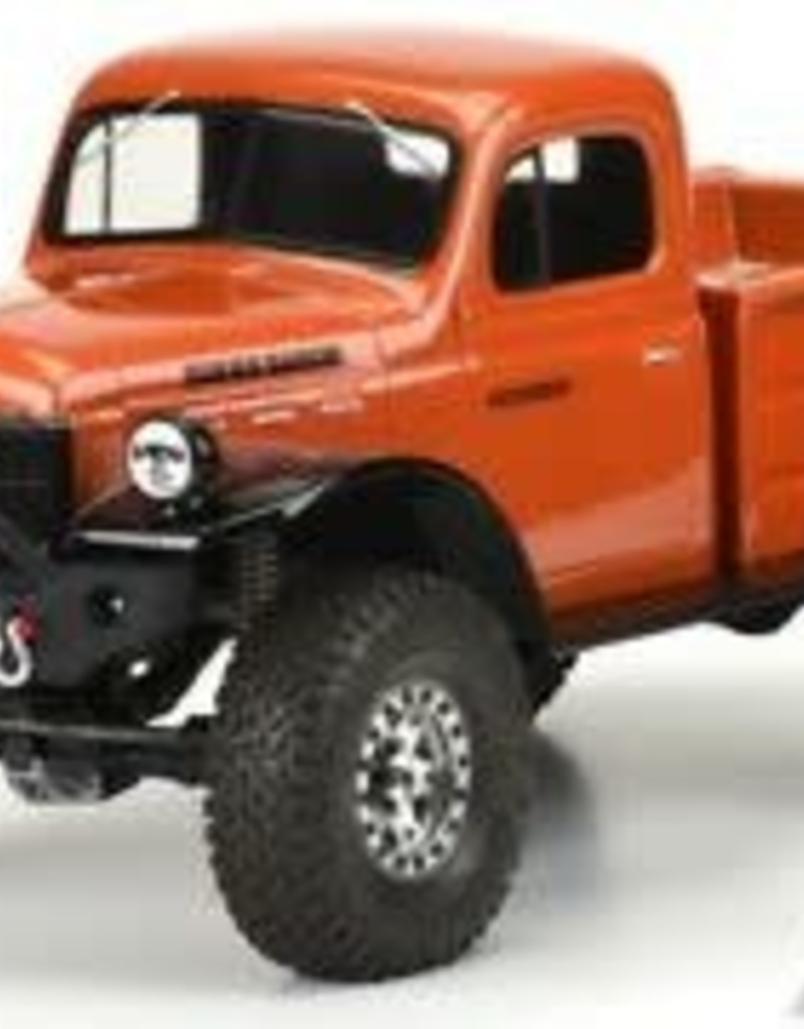 "Pro-Line Pro-Line 1946 Dodge Power Wagon 12.3"" Crawler Body (Clear) - PRO3499-00"