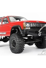 Pro-Line PRO3321-00 1992 Jeep Cherokee Clear Body (Proline Racing)
