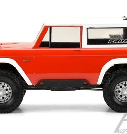 Pro-Line Pro-line Racing 1973 Ford Bronco Clear Body: 1/10 Rock Crawler PRO331360