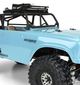 "Pro-Line Pro-Line Ambush Clear Body with Ridge-Line Trail Cage for 12.3"" (313mm)"
