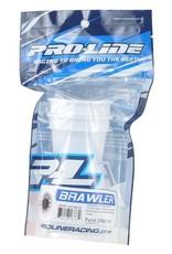 "Pro-Line Pro-Line Clod Buster Brawler 2.6"" Wheel (White) (2) (+17.5mm Offset) [ PRO2760-04]"