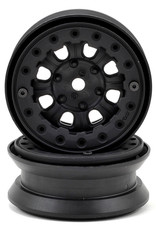 "Pro-Line Pro-Line Denali 1.9"" Bead Loc Rock Crawler Wheels (2) (Black/Black) [PRO2747 -15"