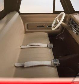 Pro-Line Pro-Line 1/10 Crawler Body Classic Interior (Clear) [PRO3495-00