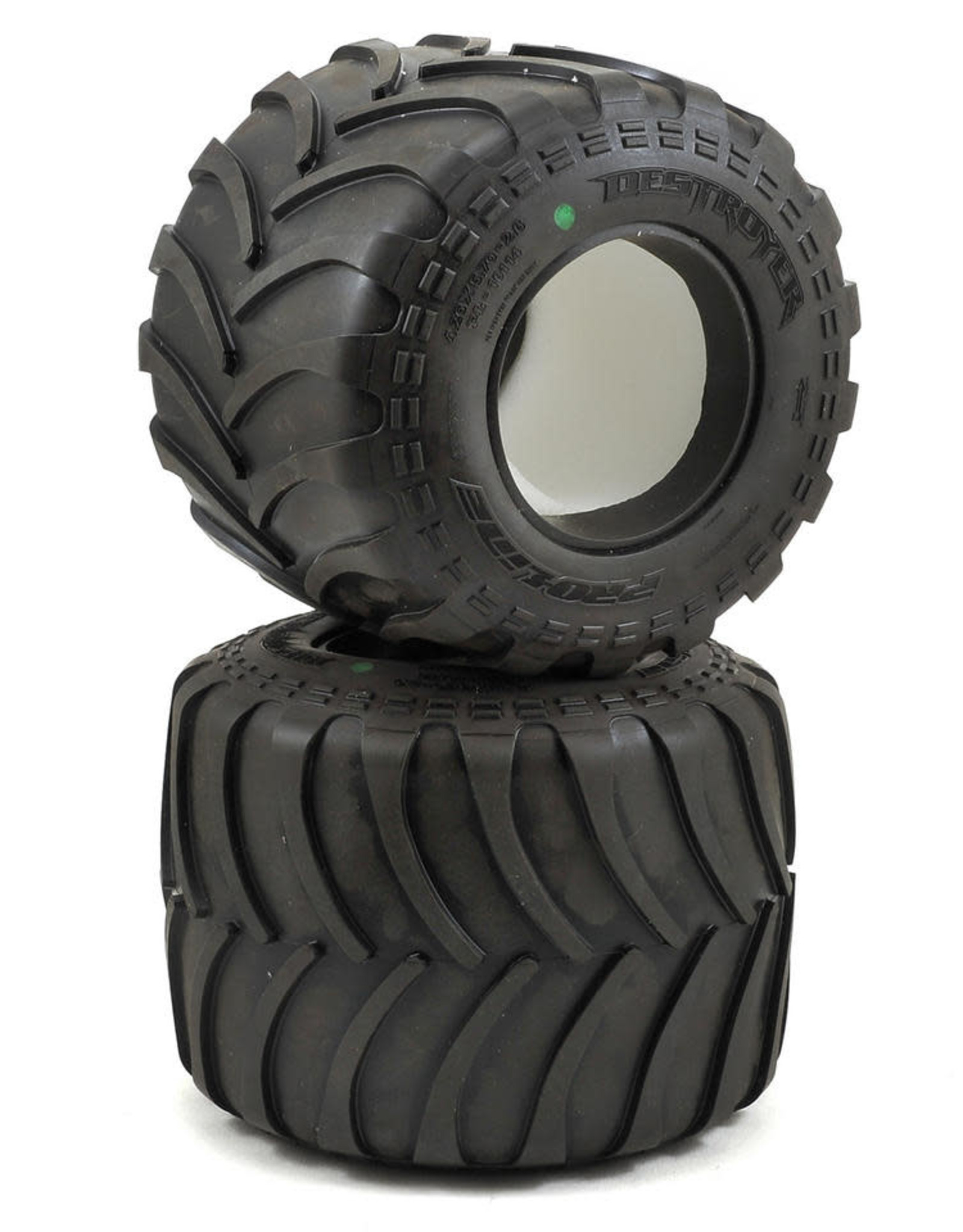 "Pro-Line Pro-Line Destroyer 2.6"" Monster Truck Tire (2) (M3) [PRO10114-02]"