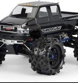 Pro-Line Pro-Line Savage XL GMC Top Kick Clear 1/10 Monster Truck Body PRO332600