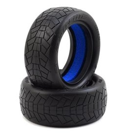"Pro-Line Proline Racing PRO8269-03 Inversion 2.2"" M4 Super Soft Indoor 2WD Buggy Front Tires"