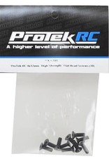 "Protek RC ProTek RC 4x12mm ""High Strength"" Flat Head Screws"