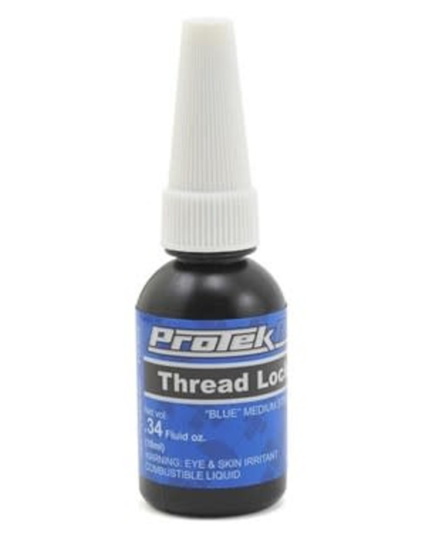 Protek RC ProTek RC Blue Thread Lock (Medium) (0.34oz)