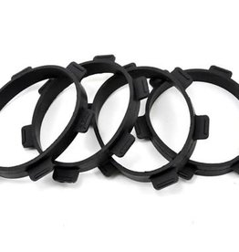 Protek RC ProTek RC 1/8 Buggy & 1/10 Truck Tire Mounting Glue Bands (4)