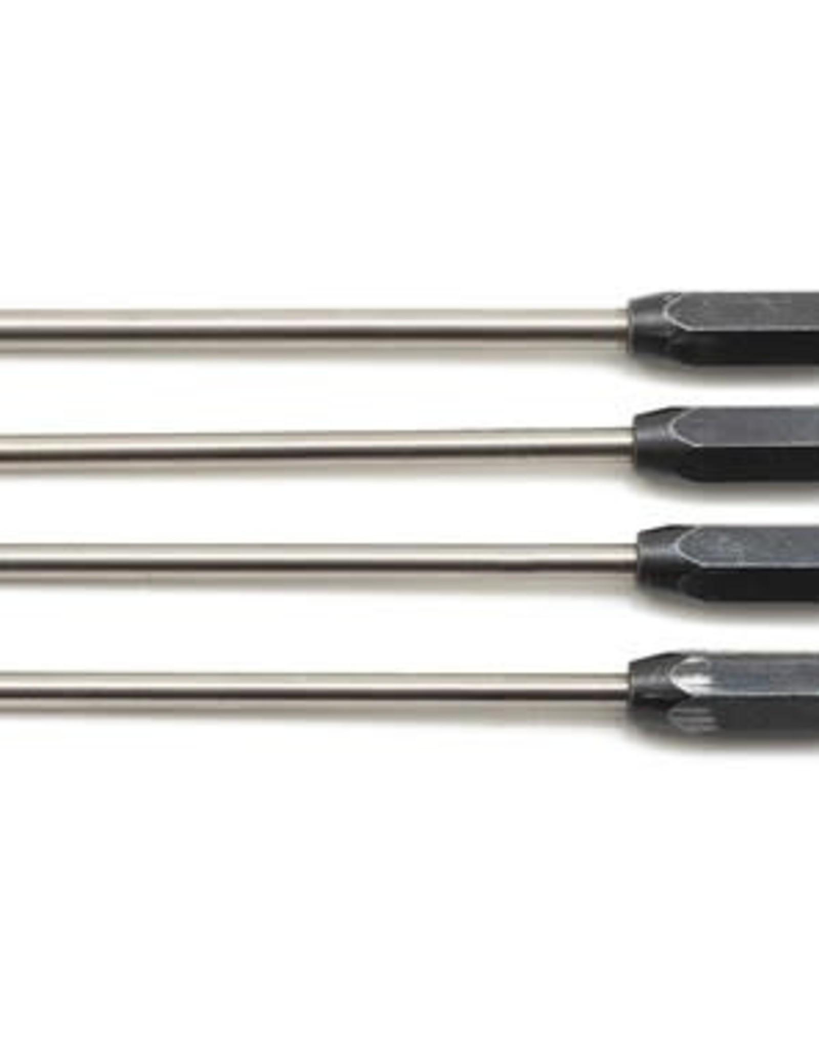 "Protek RC ProTek RC ""TruTorque"" Metric Power Tool Tip Set (4) (1.5, 2.0, 2.5, 3.0mm)"