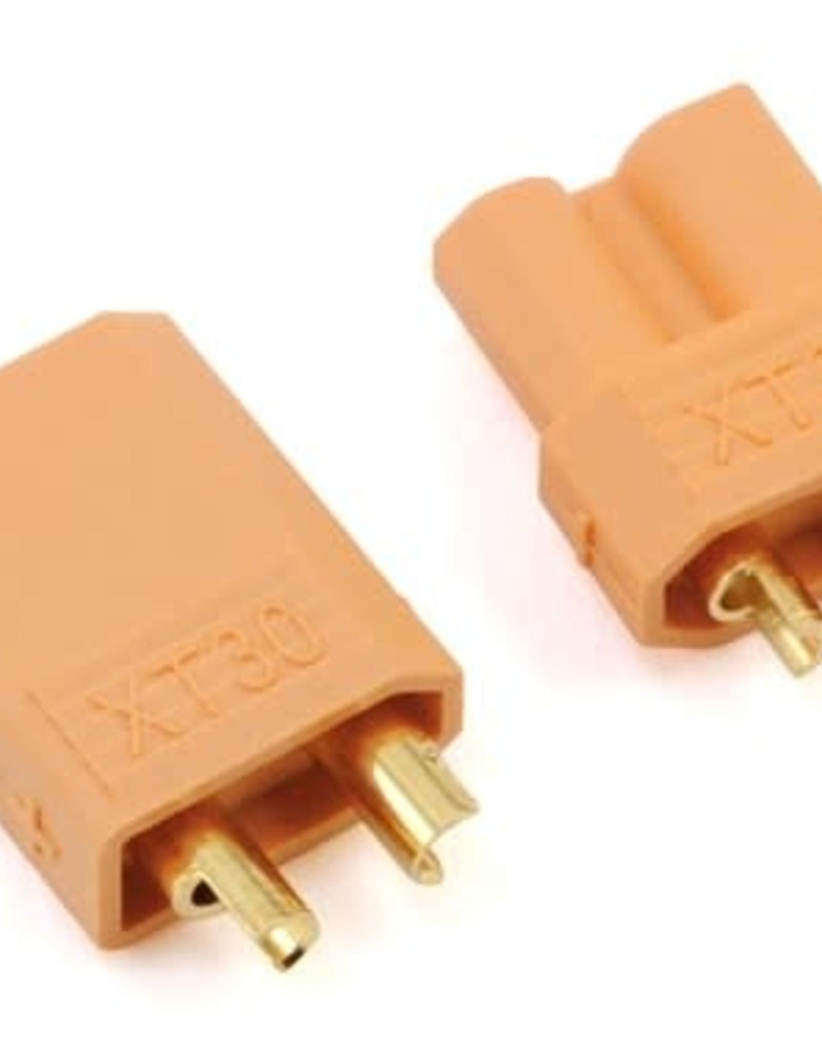 Protek RC ProTek RC XT30 Polarized Connectors (1 Male/1 Female)