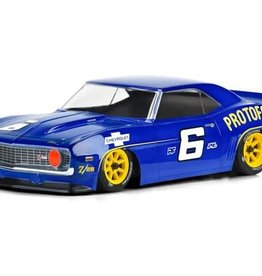 Protoform Protoform 1969 Chevrolet Camaro Z28 Vintage Racing Body (Clear)