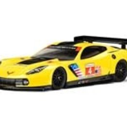 Protoform Protoform Chevrolet Corvette C7.R Touring Car Body (Clear) (190mm)