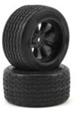 Protoform Protoform Vintage Racing Pre-Mounted Rear Tire (2) (31mm) (Black)
