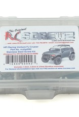 RC Screwz RC Screwz HPI Venture FJ Stainless Steel Screw Kit