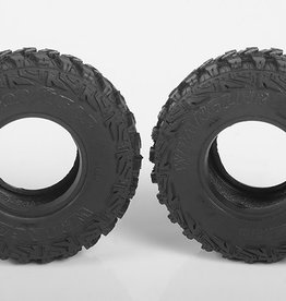 "RC4WD RC4WD Goodyear Wrangler MT/R 1.0"" Micro Scale Tires Z-T0161"