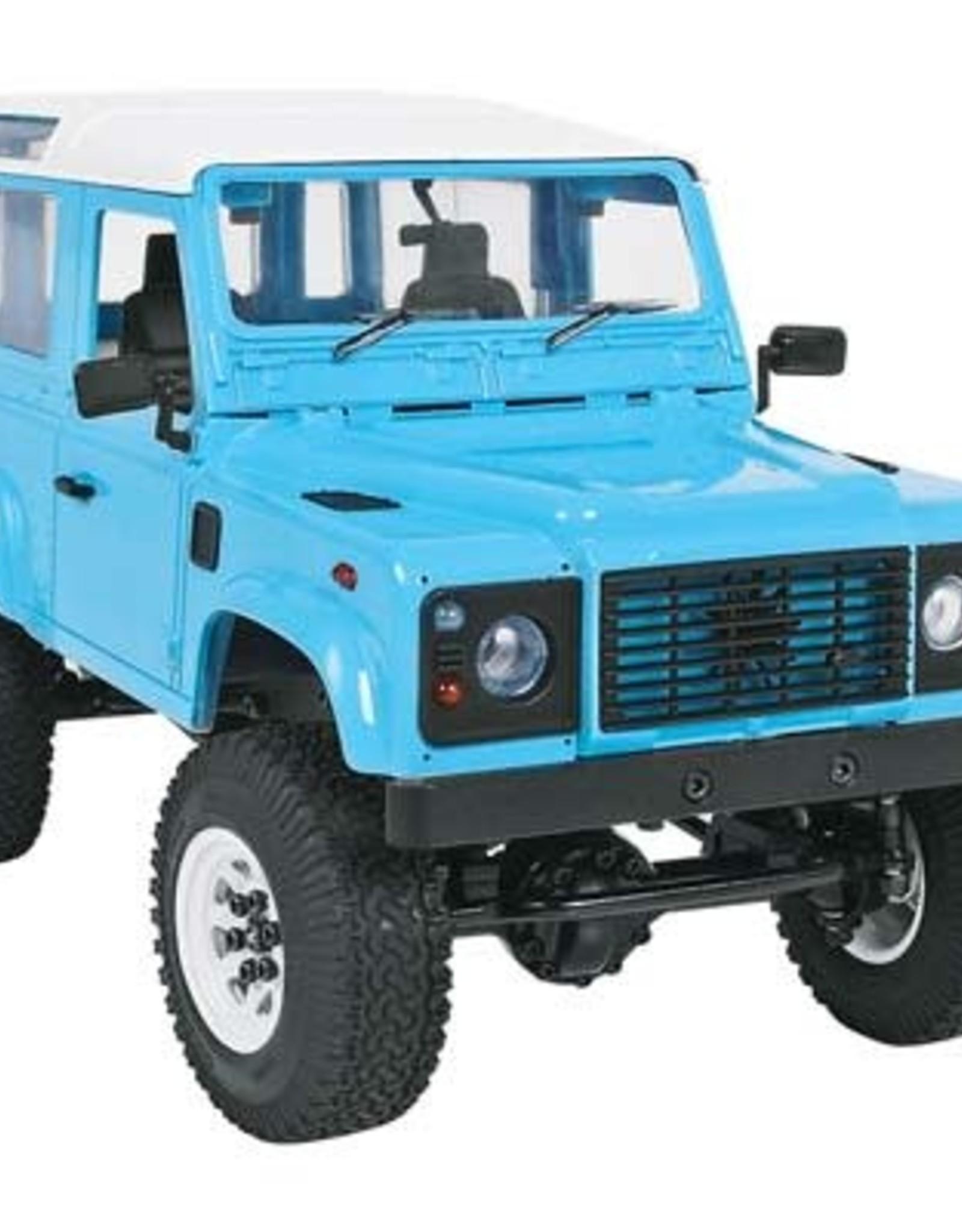 RC4WD RC4WD 1/18 Gelande II RTR w/D90 Body Set Blue
