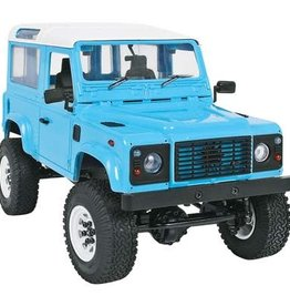 RC4WD RC4WD 1/18 Gelande II RTR w/D90 Body Set Blue