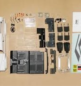 RC4WD RC4WD 1/10 Land Rover Defender D90 Hard Plastic Body Kit #Z-B0008