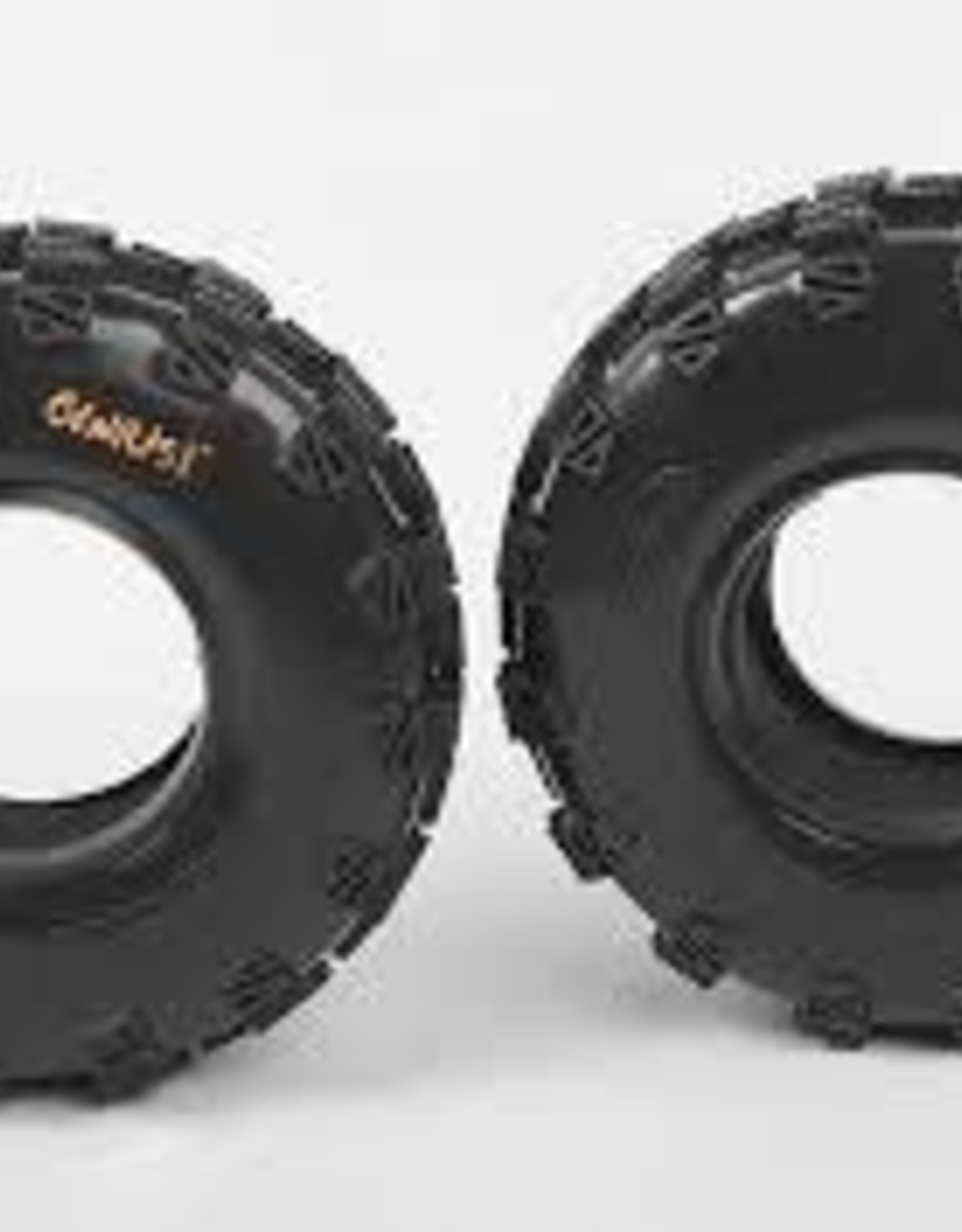 """RC4WD Genius Ignorante 1.9"""" Scale Tires Soft Sticky 104mm  RC4WD Z- T0140"""