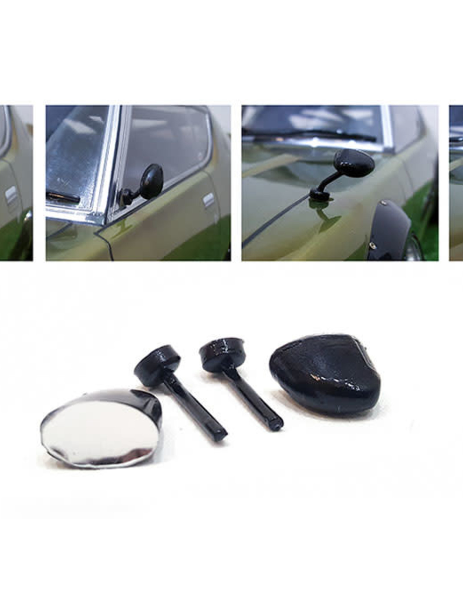 SRC 4-1 SIDE MIRROR