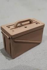 SRC SRCAMBXB Ammo Box Brown by SRC