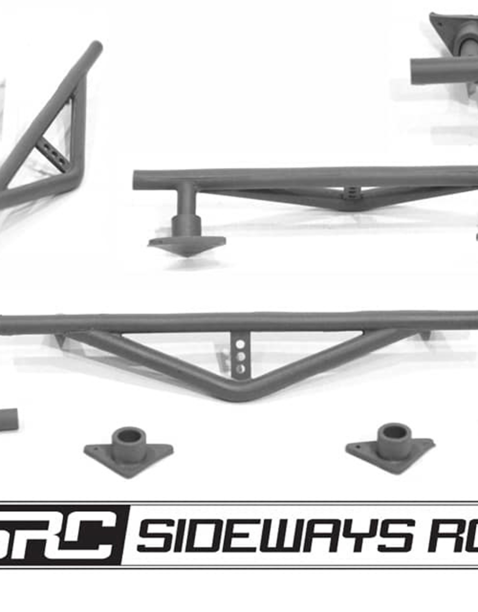 SRC SRCCSHBR Rear Crash Bar by SRC Black