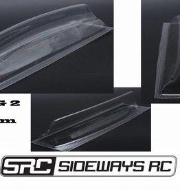 SRC SRCDKT2 DUCKTAIL WING 2 145MM B