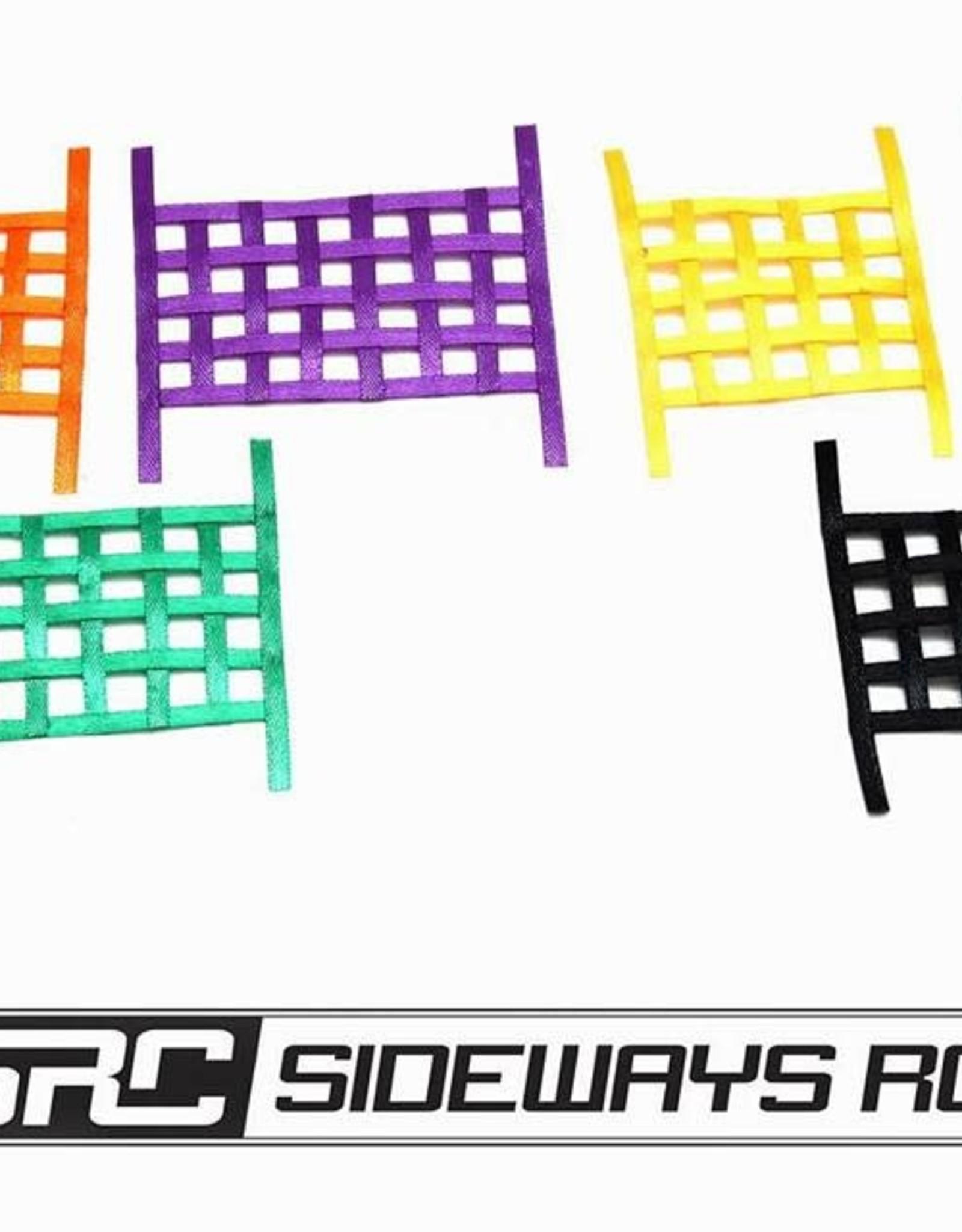 SRC SRCNTS WINDOW NET SMALL BY SRC White