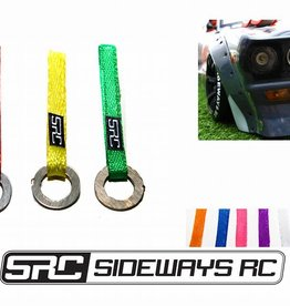 SRC SRCTOWR SRC NYLON TOW SLING WITH RING HOOK BY SRC Green