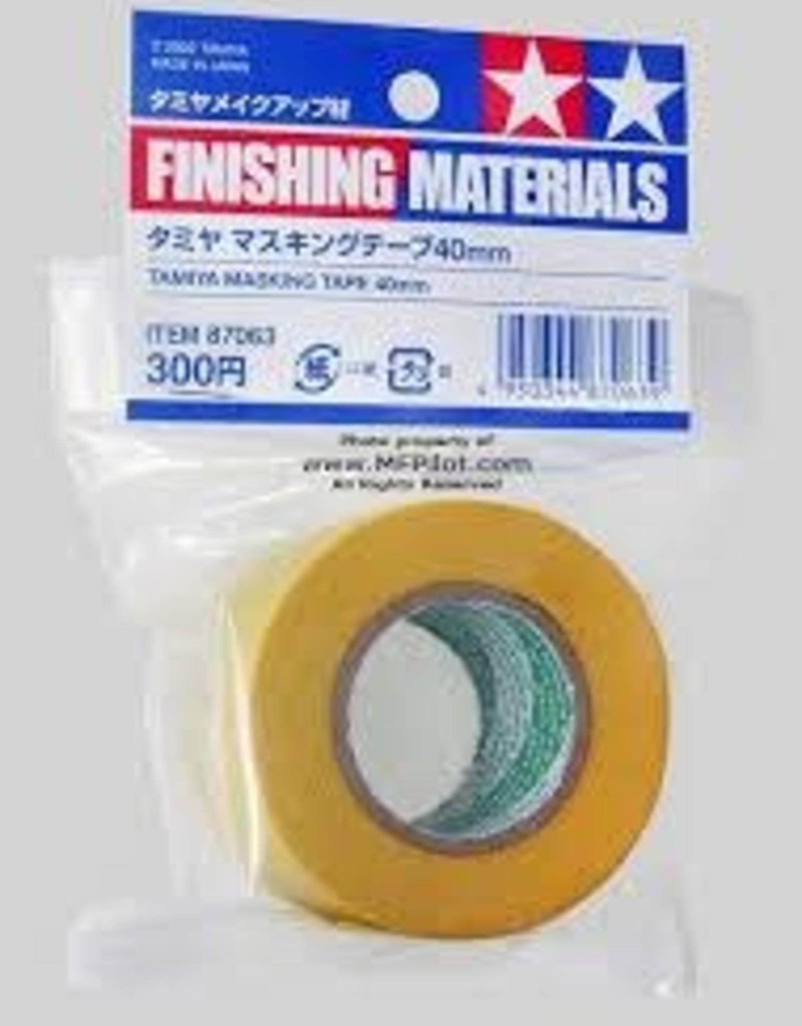 Tamiya Tamiya 40mm Masking Tape